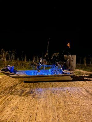 Last Hunt of the 2019 Public Waters Alligator Season. (8-10 ...