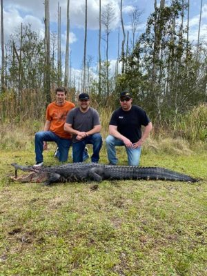 This group form ND got the whole Florida experience with a n...