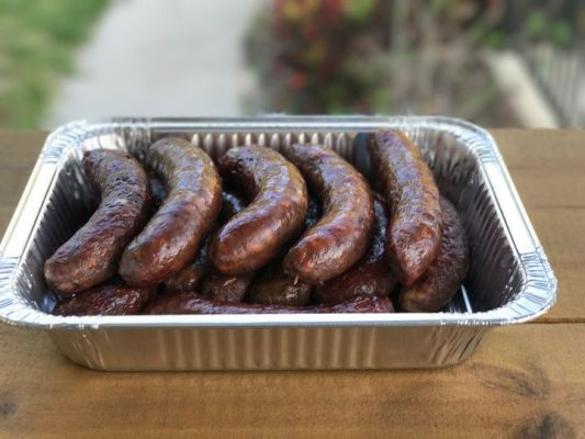We will begin offering sausage links in our most desirable f...
