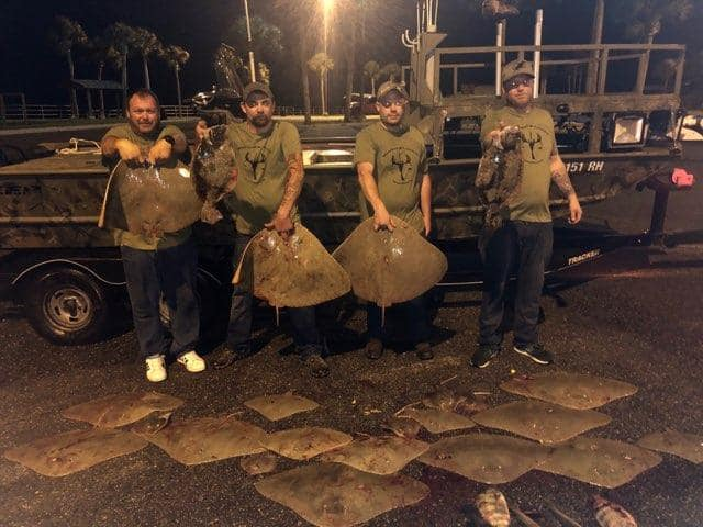 Team knocked & loaded got It done last night in Florida...