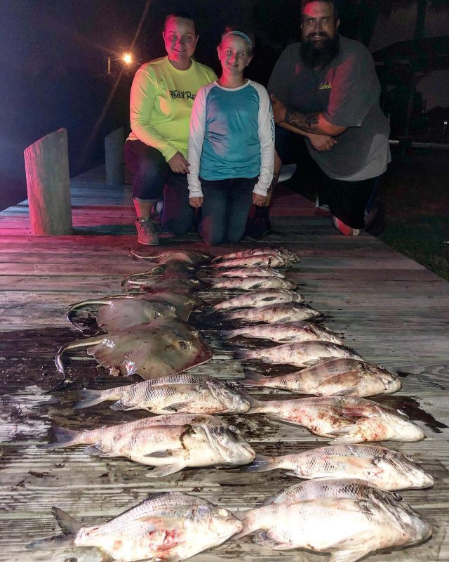 Fun trip last night with the Bohne family! This is their thi...