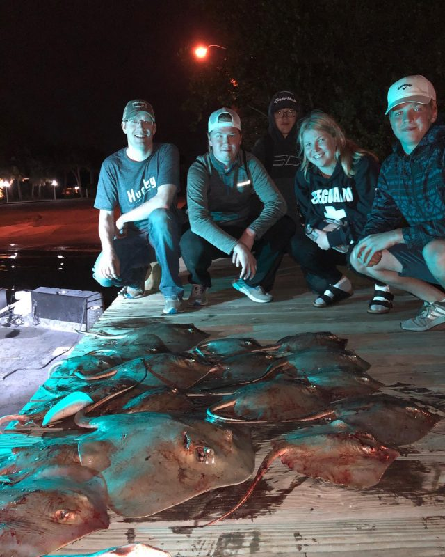 Some tough conditions last night but this group from MN had ...