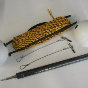 Aluminum Harpoon Kit