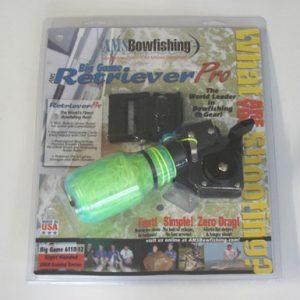 Big Game Retriever Pro Bowfishing Reel