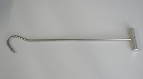 Short Stainless Gaff