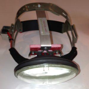 Lightheaded Hatlight Aircraft Welder
